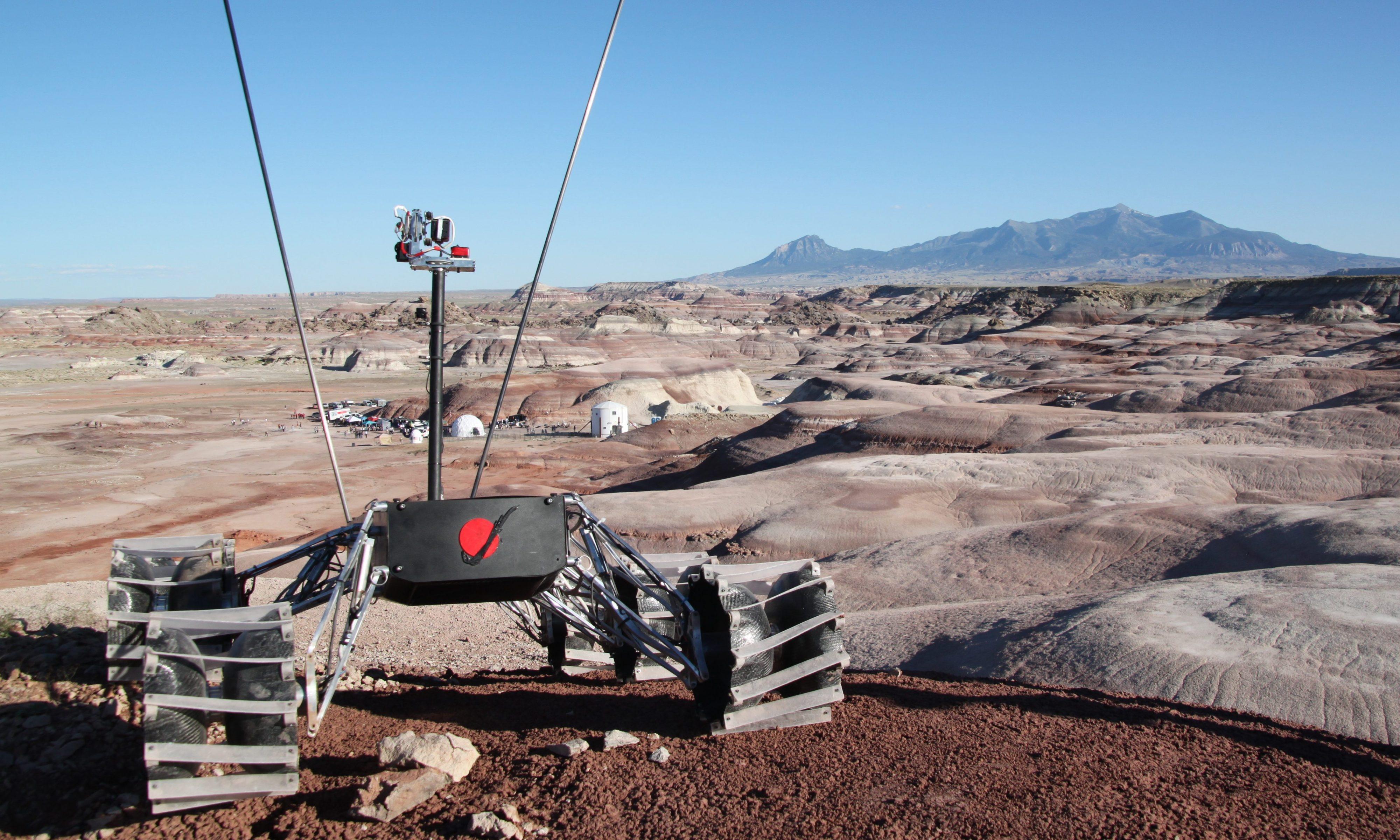 mars rover challenge team building - photo #33